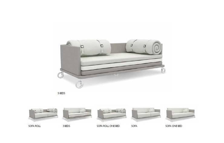 SO FAMILY by Oruga (Grupo Temas V): Dormitorios de estilo  de ORUGA