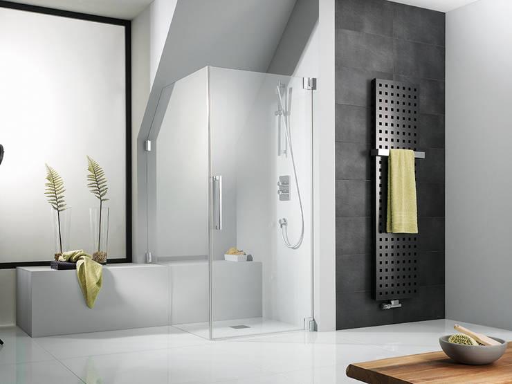 modern Bathroom by HSK Duschkabinenbau KG