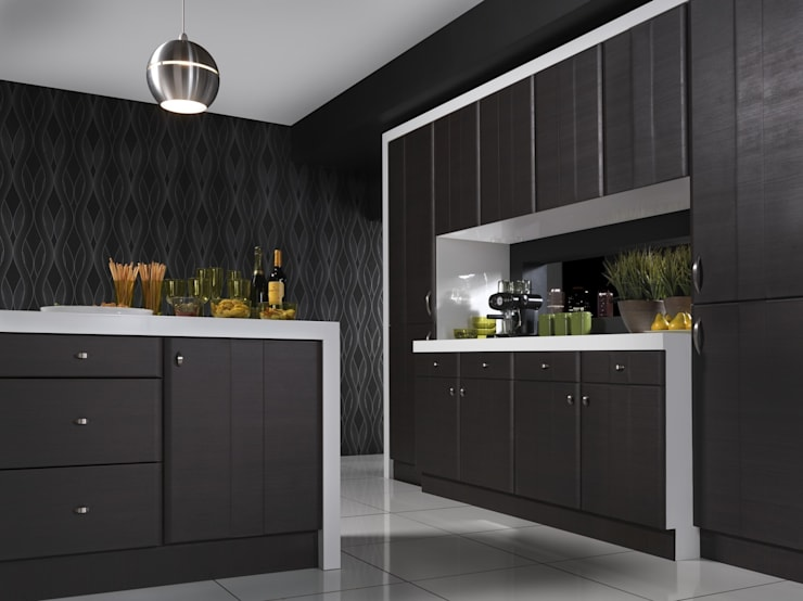Cocina de estilo  por Dream Doors Ltd
