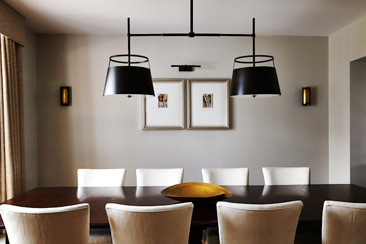 Dining room by Studio Duggan