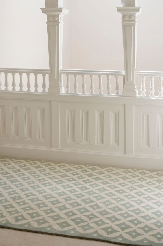 Seville Rug:  Corridor, hallway & stairs by Niki Jones