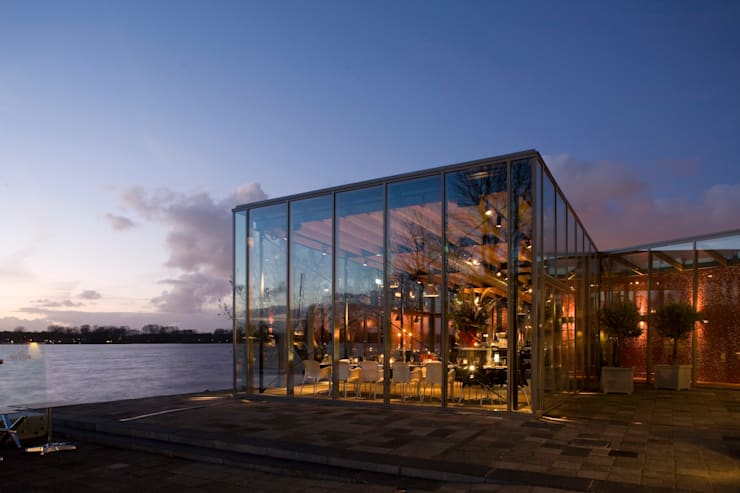 Bars & Clubs von BNB architecten, Industrial