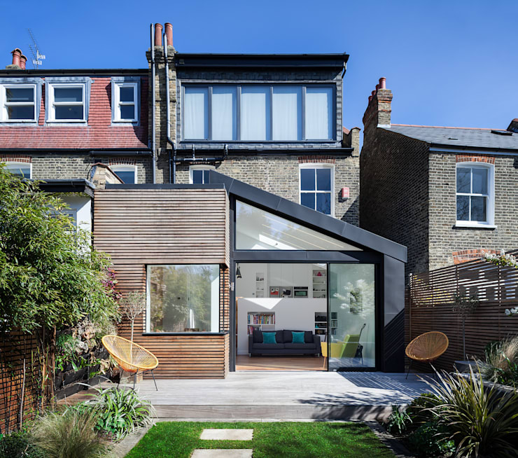 Winchmore Hill, London:  Windows  by Maxlight
