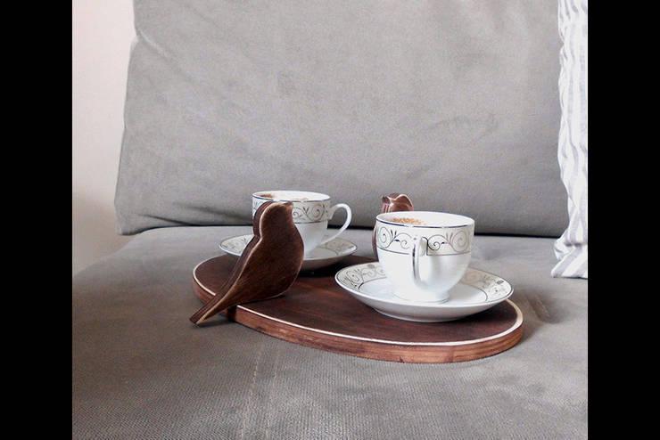 Pons Home Design – Mini Koltuk Sehpası :  tarz , Rustik