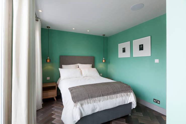 Slaapkamer door Studio Duggan