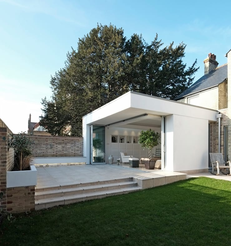 Astor House Maisons modernes par NRAP Architects Moderne