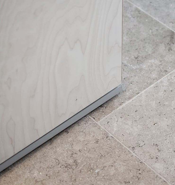 Astor House Murs & Sols modernes par NRAP Architects Moderne