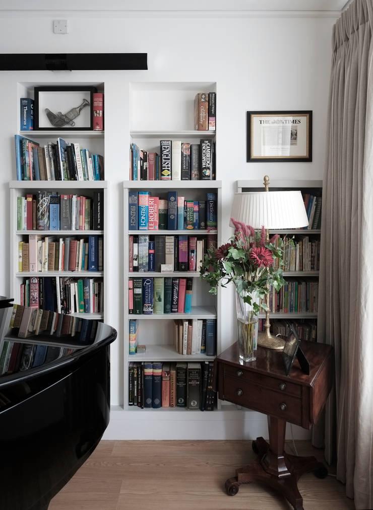 Astor House Bureau minimaliste par NRAP Architects Minimaliste
