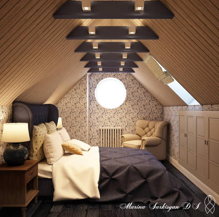 غرفة نوم تنفيذ Marina Sarkisyan