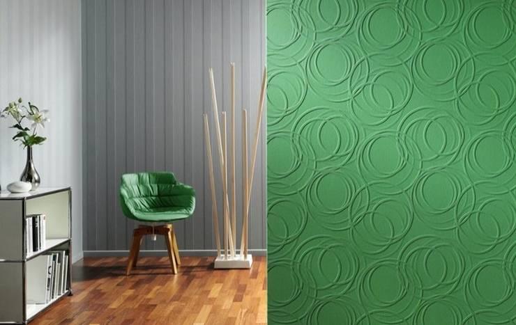 4 Duvar İthal Duvar Kağıtları & Parke – Uygulamalar 2 :  tarz Duvar & Zemin