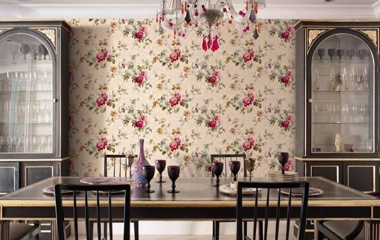 Projekty,  Ściany i podłogi zaprojektowane przez 4 Duvar İthal Duvar Kağıtları & Parke