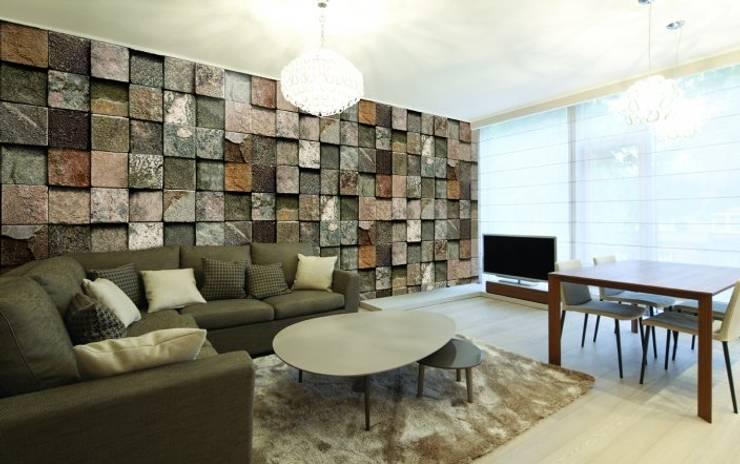 Parede e piso  por 4 Duvar İthal Duvar Kağıtları & Parke