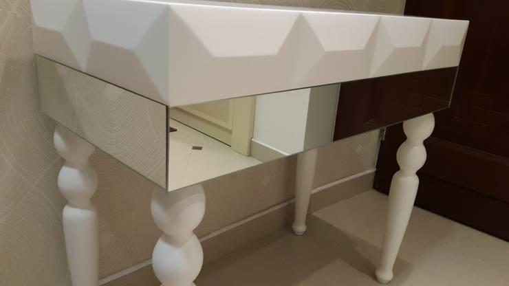 konsola z lustrami : styl , w kategorii Garderoba zaprojektowany przez ACOCO DESIGN