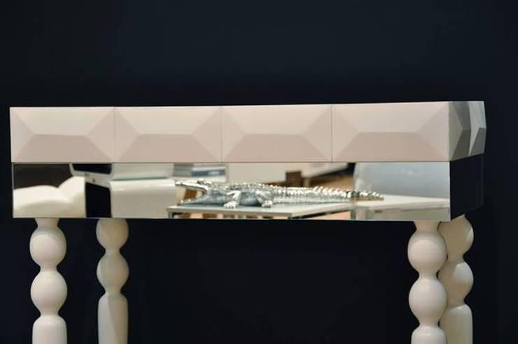 konsola stolik RTV: styl , w kategorii Salon zaprojektowany przez ACOCO DESIGN