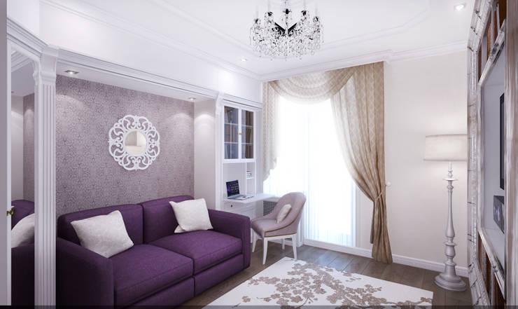 Петербургское настроение: Спальни в . Автор – Reroom