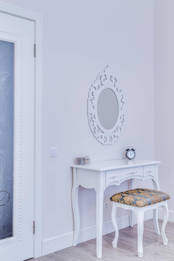 Спальня:  в . Автор – Reroom