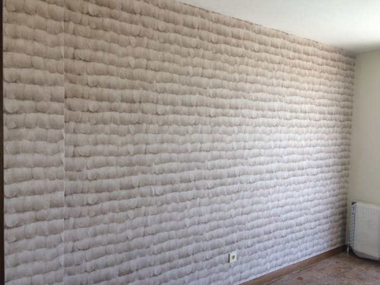 Elit Perde – Duvar Kağıdı Görselleri:  tarz Duvar & Zemin