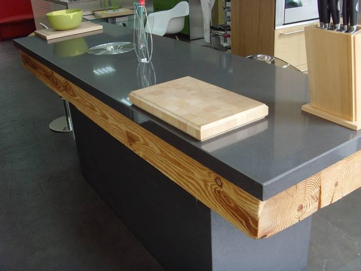 مطبخ تنفيذ Lumber Cocinas