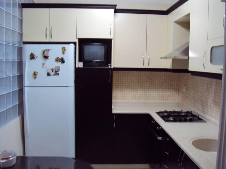 AÇAR MOBİLYA DEKORASYON – Kemal açar:  tarz Mutfak, Modern