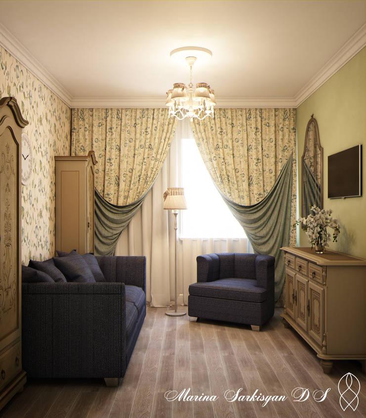 Country Living: Спальни в . Автор – Marina Sarkisyan,