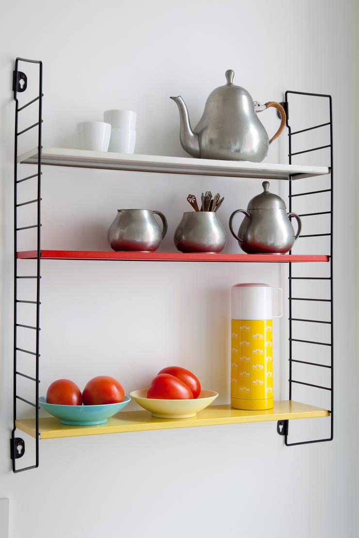 detail keuken:  Keuken door studio k