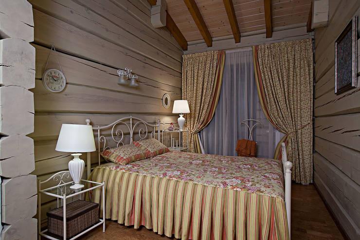 Дом: Спальни в . Автор – Николай Карачев