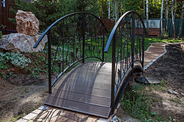 Jardines de estilo  por Николай Карачев