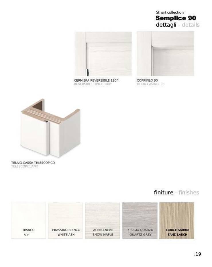 Коллекция STHART :  в . Автор – Bellissimo Door, Минимализм