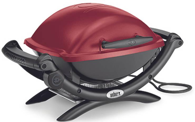 Barbecue électrique Q1400 - Weber:  de style  par Esprit Barbecue