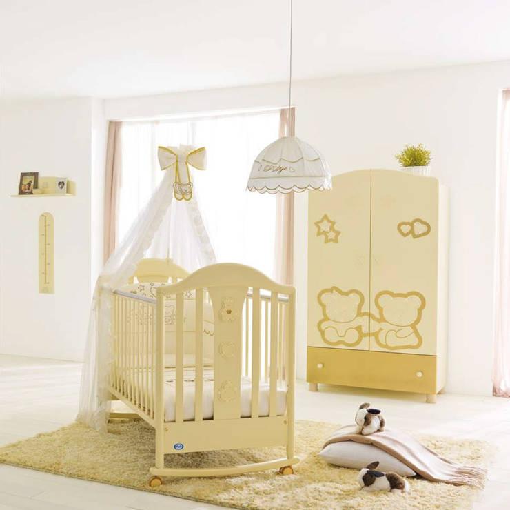 Prestige Clic Baby Cot By Pali Nursery Kid S Room My Italian