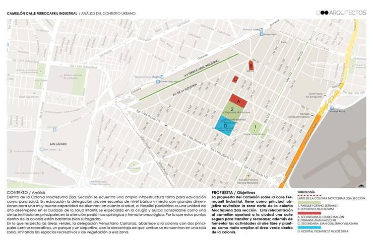 Rehabilitación Urbana :  de estilo  por gOO Arquitectos
