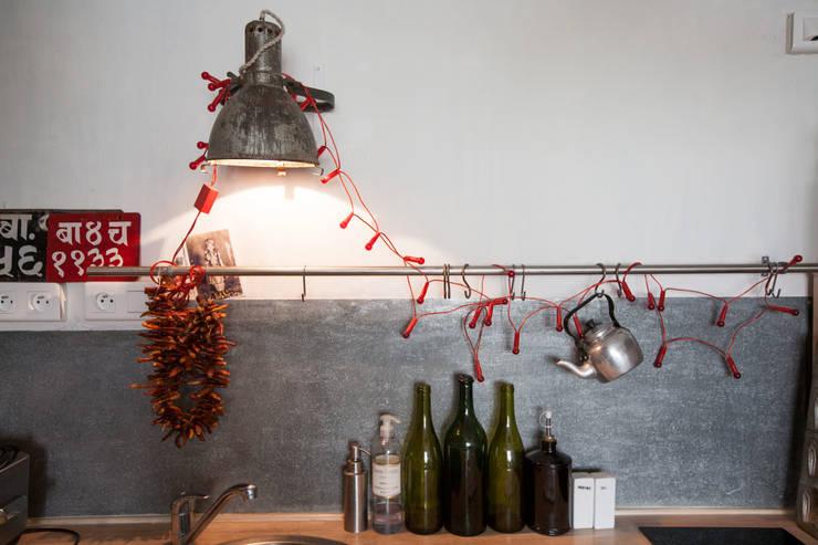 Projekty,  Kuchnia zaprojektowane przez Jean-Bastien Lagrange + Interior Design