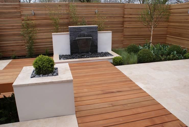 de style  par Hannah Collins Garden Design, Moderne