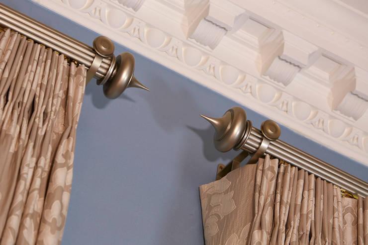 Salas de estar clássicas por Etons of Bath