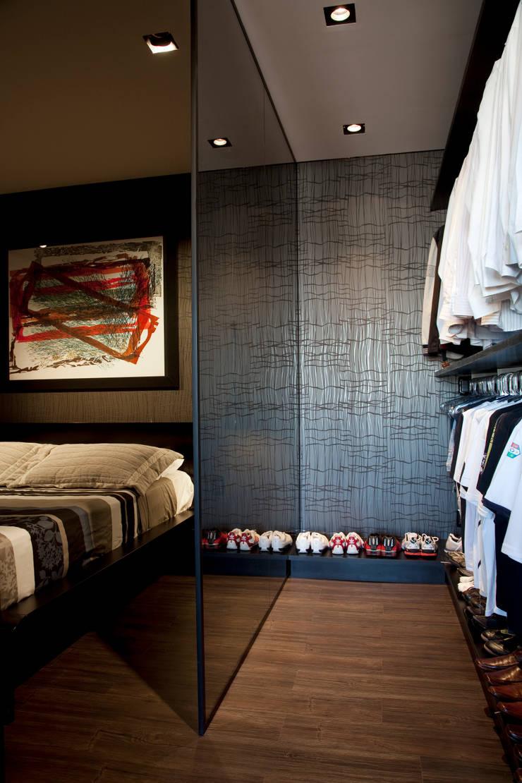 臥室 by dsgnduo, 現代風