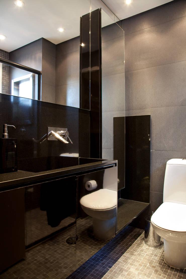 浴室 by dsgnduo, 現代風