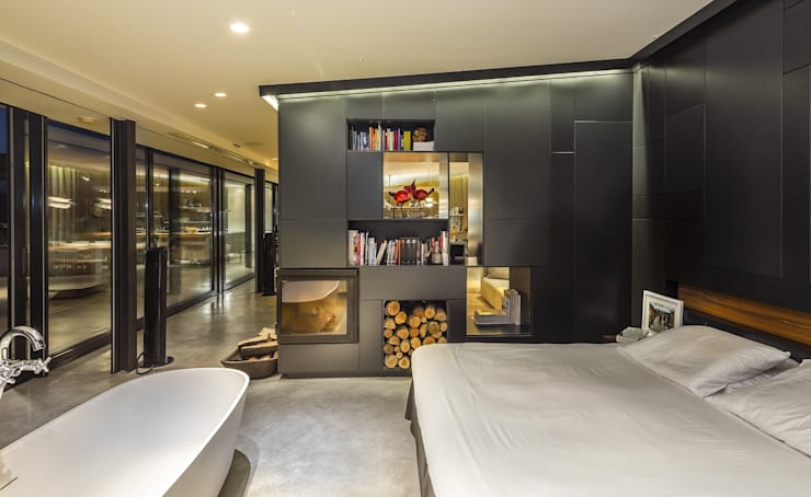 Bedroom by VelezCarrascoArquitecto VCArq