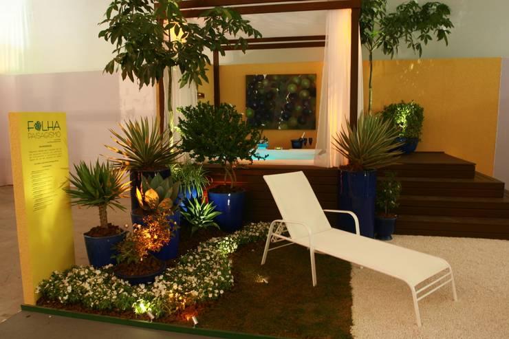 FiaFlora Expogarden | 2007: Spas  por Folha Paisagismo