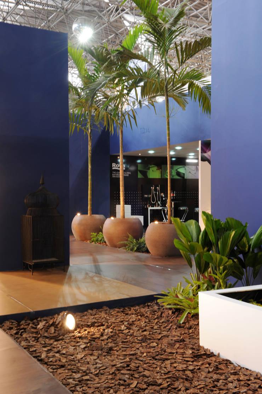 EquipDesign | 2010: Jardins  por Folha Paisagismo
