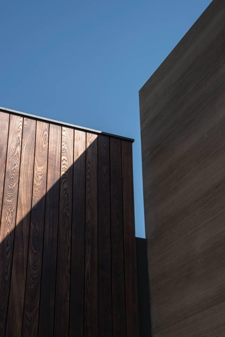 Murs de style  par Gantous Arquitectos, Moderne