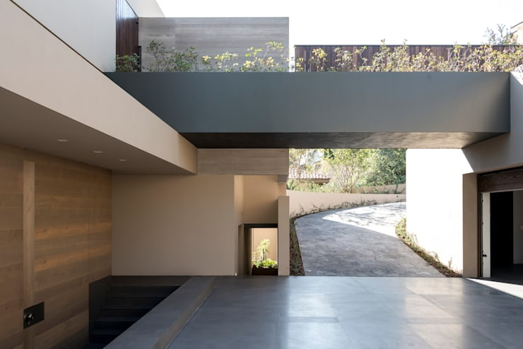 Houses by Gantous Arquitectos