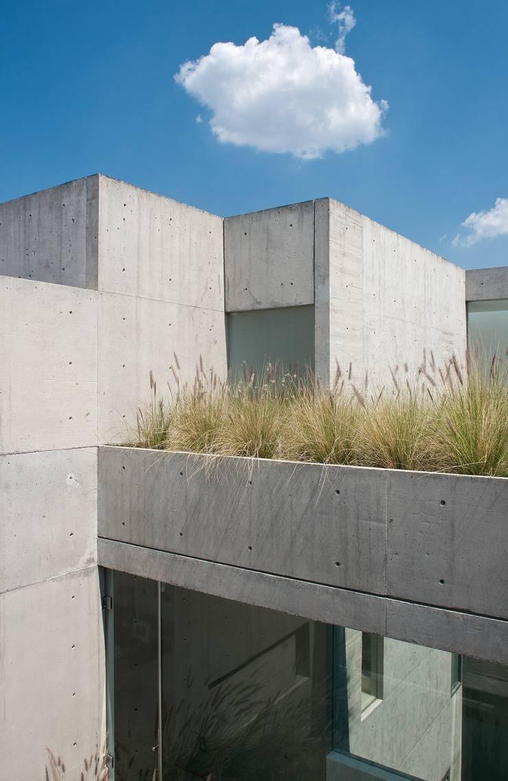 Calderón de la Barca 114: Casas de estilo  por Gantous Arquitectos