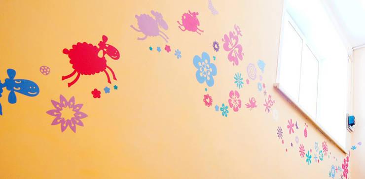 Оформление детского садика у м Каховская: Школы и учебные заведения  в . Автор – 33dodo