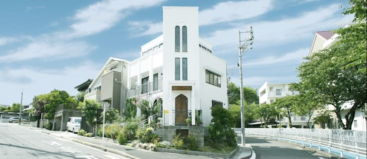 ちいさな塔の家: ソフトデザイン1級建築士事務所が手掛けた家です。,オリジナル