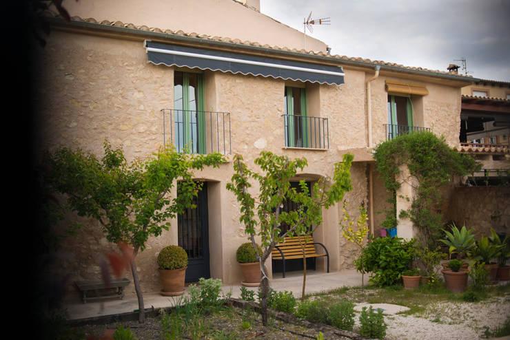 Casas de estilo rural por DMP arquitectura