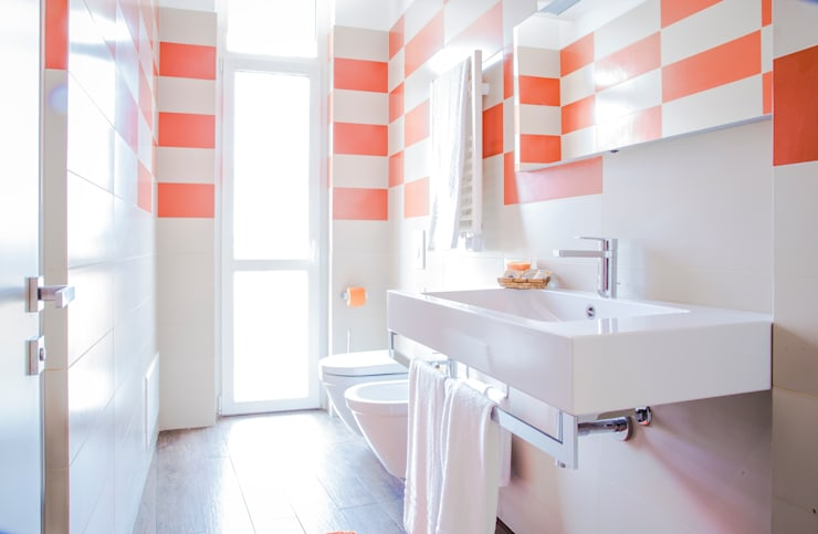 Bathroom by PROJECT AB