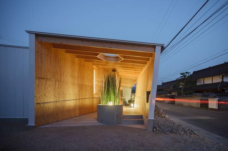 吉永の家: 岸本泰三建築設計室が手掛けた家です。,オリジナル