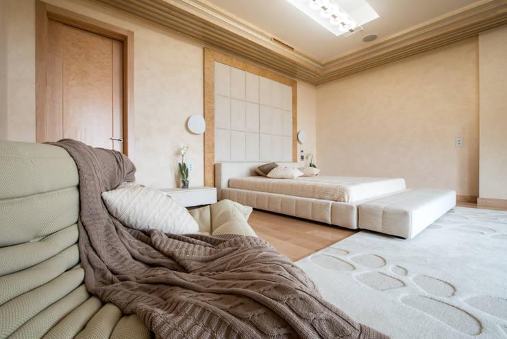 Тёплый песок и ветер странствий: Спальни в . Автор – Premier Dekor