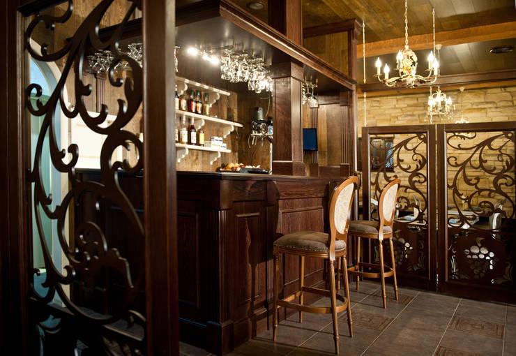 кафе Граппа: Бары и клубы в . Автор – Premier Dekor