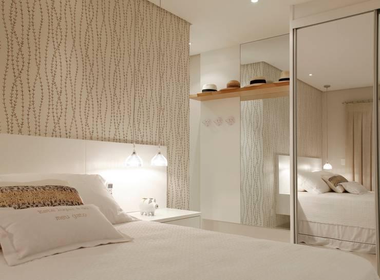 Kamar Tidur Modern Oleh dsgnduo Modern
